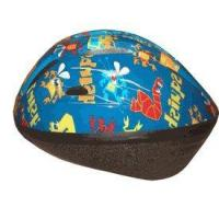 China Stylish Blue Toddler Helmet with Graphics on sale