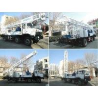 Best 200m deep portable water drill rig BZC200CA truck mounted drilling rig wholesale