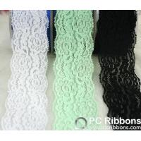 Best Lace Good quality DIY accessories elastic lace headband wholesale