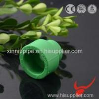 China Germany DIN8077 PPR Reducing Coupling for Water Supply on sale