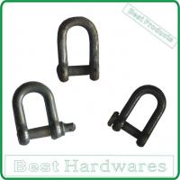 Buy cheap SHACKLE EUROPEAN TYPE COMMERCIALDEE SHACKLE from wholesalers