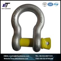 Buy cheap SHACKLE HDG AS2741 Grade S Bow Shackle from wholesalers
