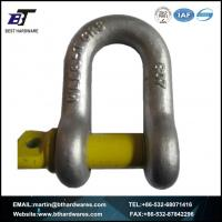 Buy cheap SHACKLE HDG AS2741 Grade S D Shackle from wholesalers