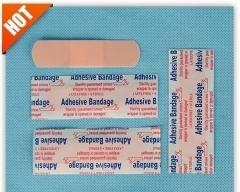 Cheap High Quality Various of PE First Aid Bandages with Good Price for sale