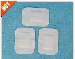 Cheap High Quliaty Nonwoven Adhesive Wound Dressing with Good Price with Various Sizes for sale