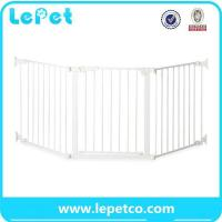 Best Pet Door for dogs pet safety door baby safety gate lockable safe flap wholesale supplier wholesale