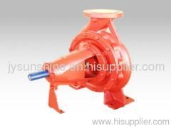 Cheap END SUCTION CENTRIFUGAL PUMP 32,40,50,60,80,100,125,150,200,250 series for sale
