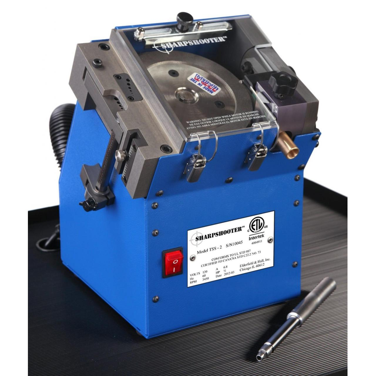 The Sharpshooter Tungsten Electrode Grinder