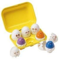 Hide N Squeak Eggs from Tomy