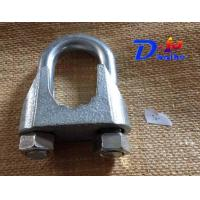 Best DIN741 MALLEABLE WIRE ROPE CLIP (4) wholesale