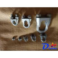 Best DIN741 MALLEABLE WIRE ROPE CLIP (2) wholesale