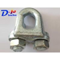 Best MALLEABLE A TYPE WIRE ROPE CLIP (3) wholesale