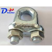 Best MALLEABLE A TYPE WIRE ROPE CLIP (4) wholesale