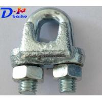 Best MALLEABLE A TYPE WIRE ROPE CLIP (1) wholesale