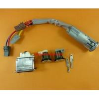 Buy cheap Peugeot 405 Full set door lock for Peugeot car from wholesalers