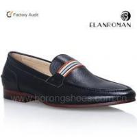 China Dress shoes Dress leather shoe penny loafer shoe latest men shoe for slip-on from Guangzhou on sale