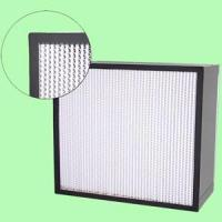 Buy cheap High Efficiency air filter from wholesalers