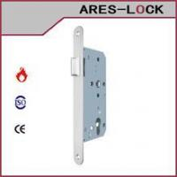 Passage lock wooden door lever Lock