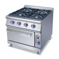 Best Cookmaster(33) English Product  4-burner Gas Range with Gas Oven wholesale