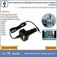 Best MVV3000CL digital microscope eyepiece camera equipped with high resolving power relay lens wholesale
