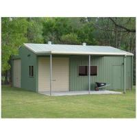 Cheap Australian Granny Flats Prefabricated Small Green Modular House for sale