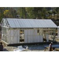 Cheap Fast Assemble Prefab Small Steel Frame Home / Portable Australian Granny Flat For Living for sale