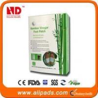 Buy cheap China supplier wholesale healthcare wood vinegar detox foot patch from wholesalers