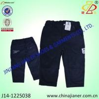 Best new style products 100%cotton baby pants wholesale fashion baby apparel wholesale