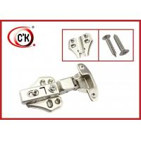 China 1.5mm concealed cabinet hinge on sale