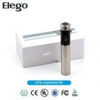 Best Newest&Hottest Joyetech Evic Supreme Stainless VV/VW Joyetech Evic Supreme Kit wholesale