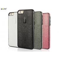 Best New Crocodile PU Leather TPU Soft Back Case Cover For iphone 6S iphone 6S Plus wholesale