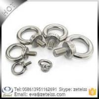China Fastener DIN 444 Eye Bolt, Female Eye Bolt on sale