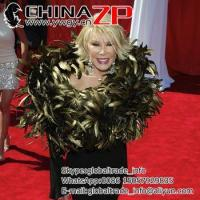 Best CHINAZP Made Beautiful Rooster Feathers Coque Boas and Scarfs wholesale