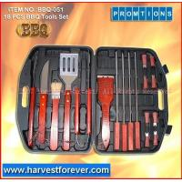 China 18 PCS BBQ Tools Set BBQ-051 on sale