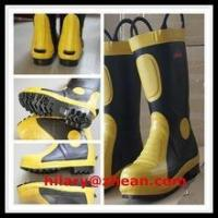 China Fire Fighting Equipment Manufacturer/Safety Fire Resistant Boots on sale