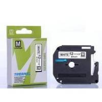 China M-K231 MK231 Compatible Ribbon MK Label Tapes for Brother PT-80 PT-70 Printer PT Machines on sale