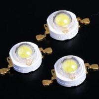 China High power 1-5W lamp 1W High power white LED lamp beads on sale