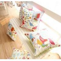China Custom Sublimation Heat Transfer Full Color Print Seat Cushions For Kitchen Chairs on sale