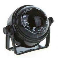 Best Mini Pivoting Compass Truck Car Dash Mount Marine Boat Compass Dashboard Black wholesale
