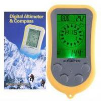 Compass Altimeter Thermometer Barometer Weather Forcast