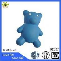 Best Wholesale Pet toy hollow rubber bear toy wholesale