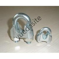 China US TYPE GALV.MALLEABLE WIRE ROPE CLIP on sale