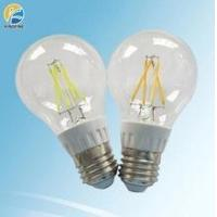 Economic IC Sapphire COB 4W 6W 8W E27 Dimmable LED Filament rechargeable led bulb