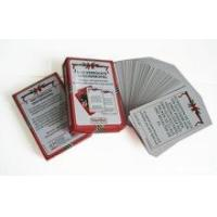 Best factory supply custom cards printing, game cards,French cards wholesale