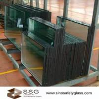 Best Light Weight Tempered Low E Insulated Glass, Noise Insulation Double Glazing Glass wholesale