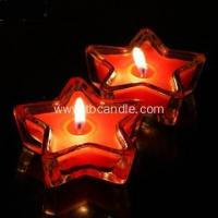 Best Star Shape Tealight Candle Colorful Scented Romantic Lovely Gift wholesale