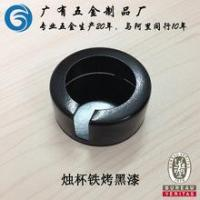 China High Quality Black Candle Holders for Sale LA61003 on sale