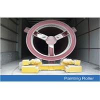 Best Welding Wind Tower Production Line Painting Rotation with Metallic Groove wholesale