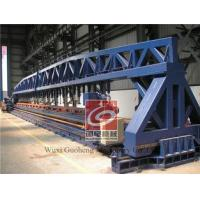 Best Steel Plate Edge Beveling Machine , Plate Beveling Equipment Hydraulic wholesale