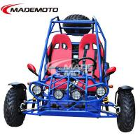 China 300CC Two Seaters Go Kart with Double Chain Power Transmission on sale